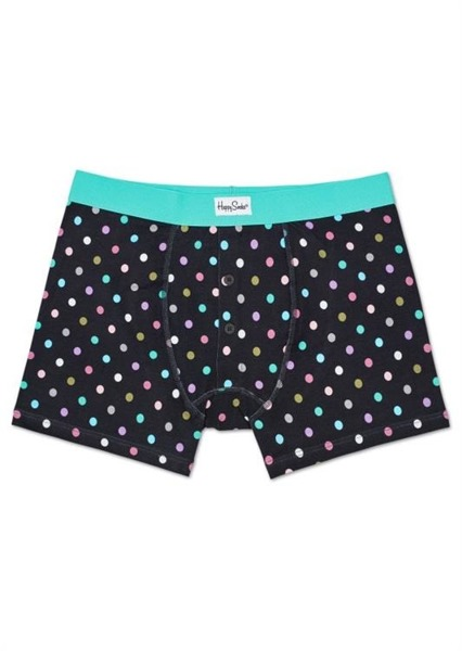 Bielizna męska Happy Socks Boxer Brief DOT83-9003