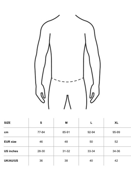 Bielizna męska Happy Socks Trunk ARH87-9001