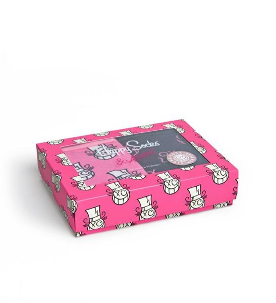 Box bielizna damska Happy Socks x Mr A XASTH82-3000