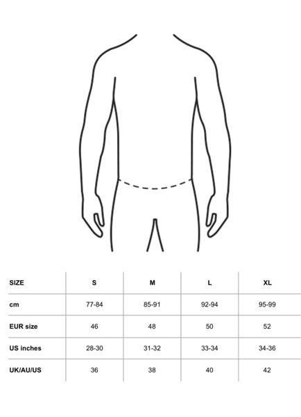 Giftbox (3-pak) bielizna męska Happy Socks Trunk CON64-1000
