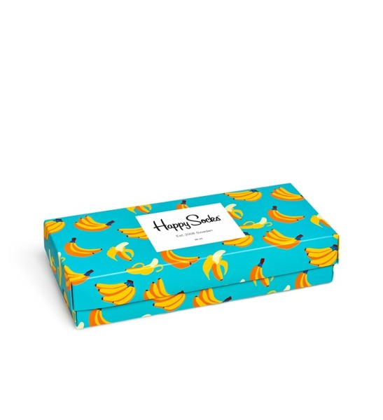 Giftbox (4-pak) skarpetki Happy Socks XPOP09-3000