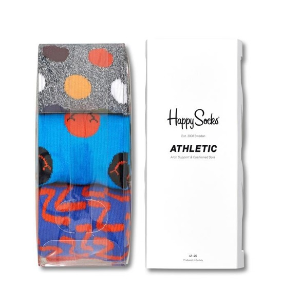 Giftbox Athletic (3-pak) XATH08-6001
