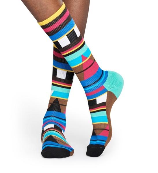 Skarpetki ATHLETIC Happy Socks ATGST27-8000