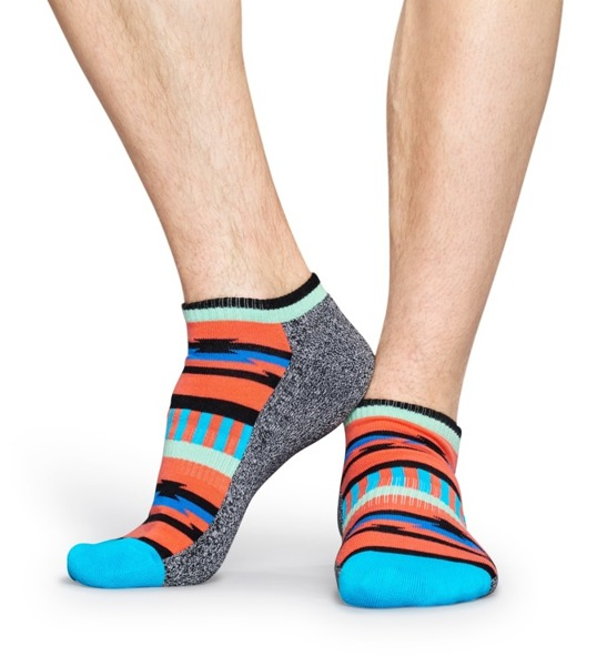 Skarpetki ATHLETIC LOW Happy Socks ATINS05-6000