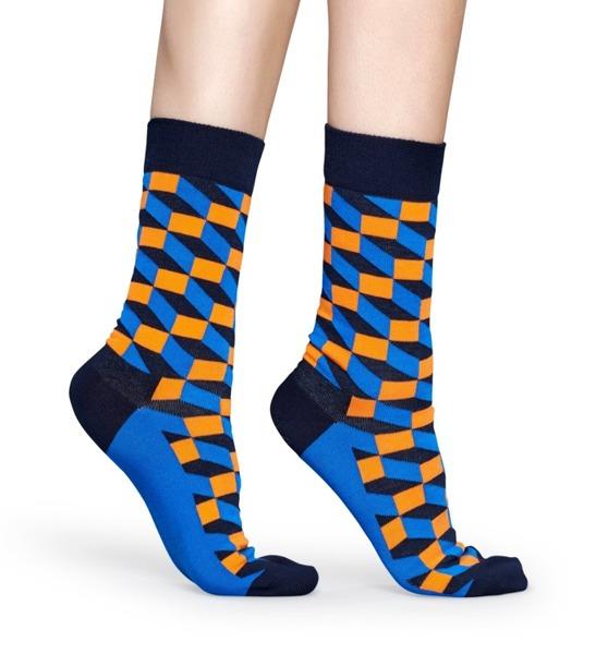 Skarpetki Happy Socks 10th Annivarsary FIO1001-6004