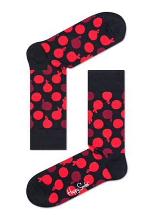 Skarpetki Happy Socks x Robert Rodriguez 3-Pack XRR08-9000