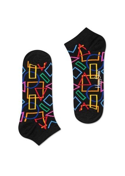 Skarpetki LOW Happy Socks GEO05-9000