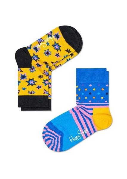 Skarpetki dziecięce Happy Socks KBNG02-2000